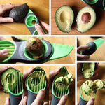 3-in-1 Avocado Slicer Kitchen Front Launch