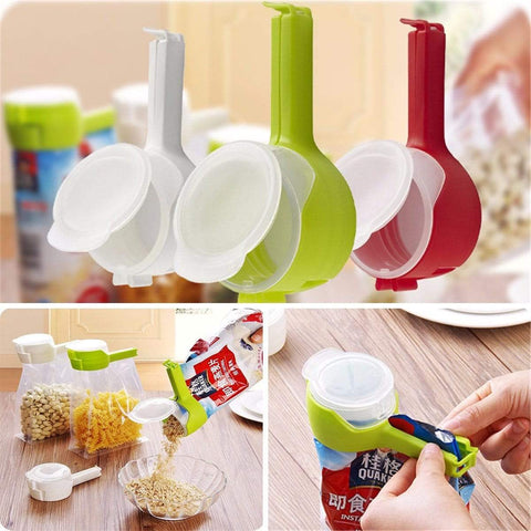 3 x Catch and Pour Kitchen Red Homey Life Store