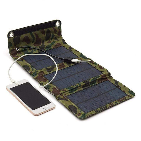 Foldable Solar Charger Gadgets Tmac Ltd. CO