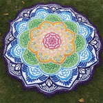 Mandala Lotus (100% Cotton) Yoga MiniDeals Store
