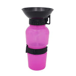 Outdoor Dog Bottle Smart Dog Pink pawstrip Store