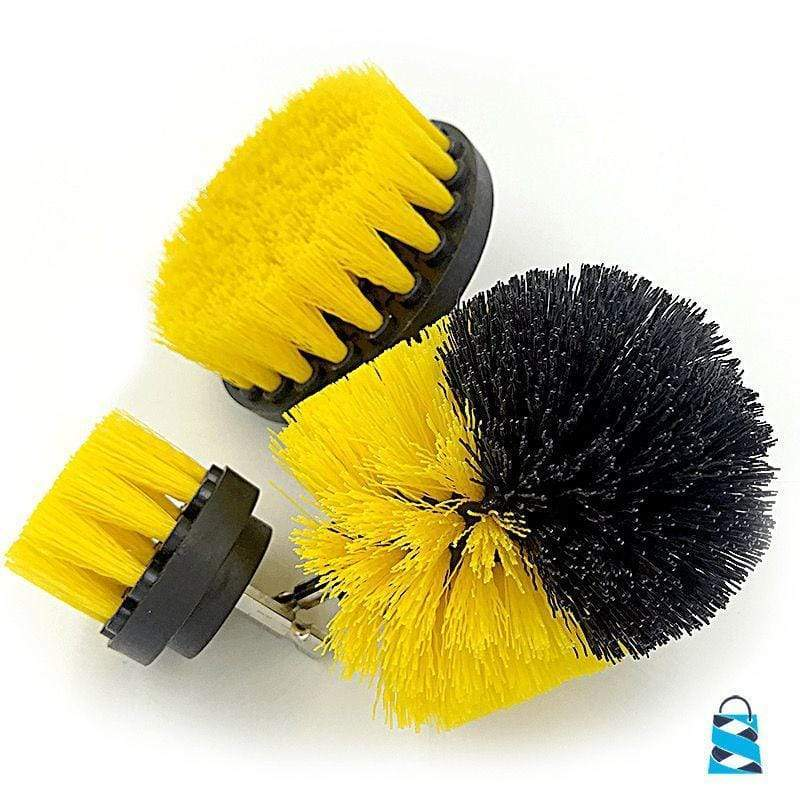 Power Brush Set™ Gadgets Yellow Front Launch