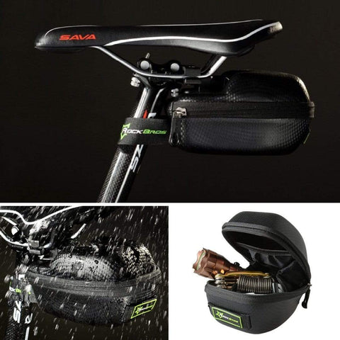 Rainproof Bike Bag Bicycle Front Launch