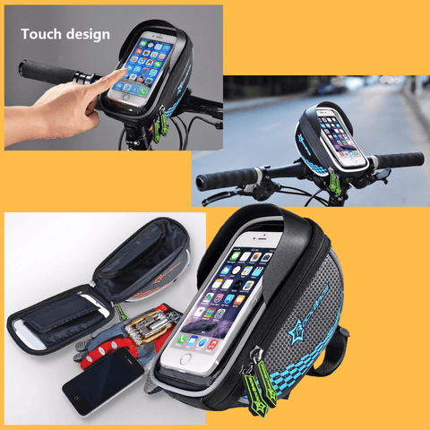 Touch Screen Bicycle Case Bicycle Front Launch
