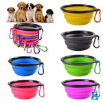 Travel Foldable Pet Bowl Smart Dog 3 Bowls - $8.32 each Pastoral Life Store
