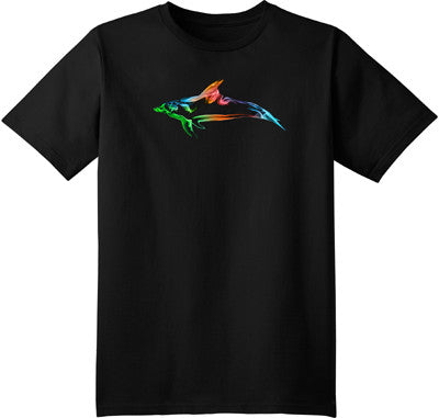 Mystical Fish - Dolphin Tee