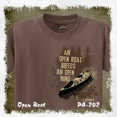 Paddle Addicts - Open Boat Breeds Open Mind