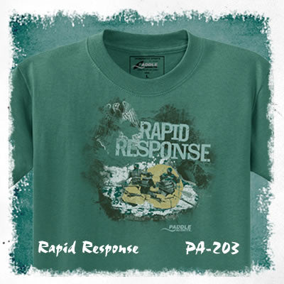 Paddle Addicts - Rapid Response