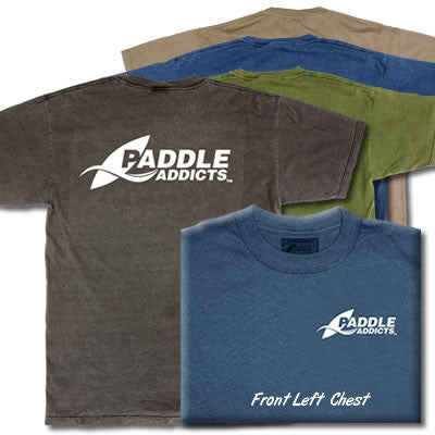 Paddle Addicts - Logo Wear - Shrt Slv