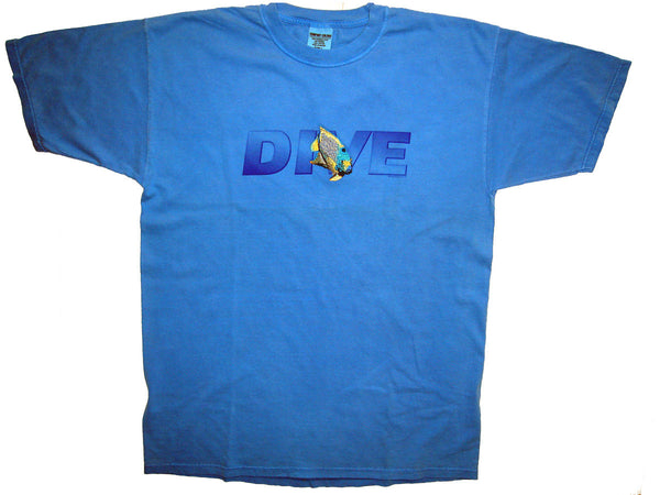 Designated Diver Classics Queen Angel Dive Tee Shirt