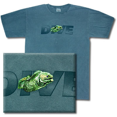 Moray Eel Dive Sweatshirt | Designated Diver Classics