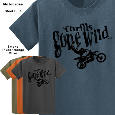 Thrills Gone Wild - Motocross