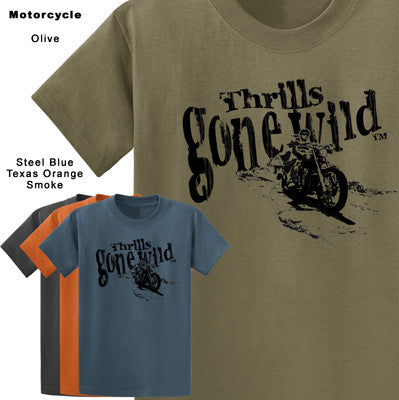 Thrills Gone Wild - Motorcycle