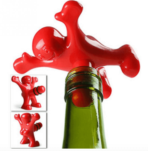 Happy Dude Wine Stopper - Donum.shop