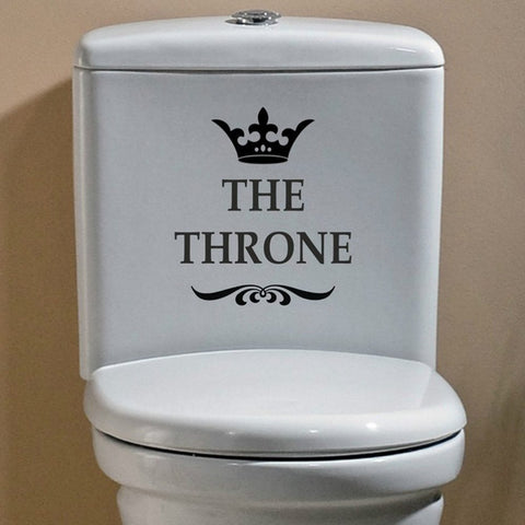 """The Throne"" Decal - Donum.shop"