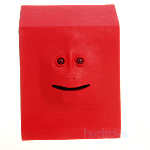 Happy Face Eating Coin Bank - Donum.shop