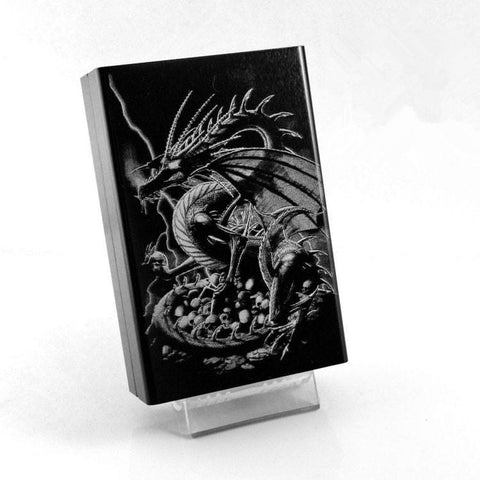 Dragon Automatic Cigarette Case - Donum.shop