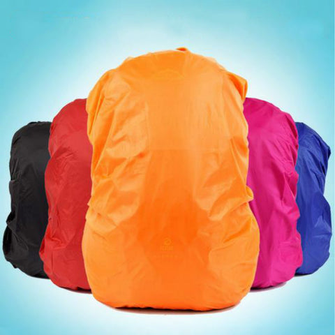 1 Pc 30L-40L Waterproof Travel Backpack Trolley Luggage Bag Dust Rain Cover