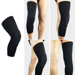 Compression Leg Sleeve Knee Pads - Voodeal