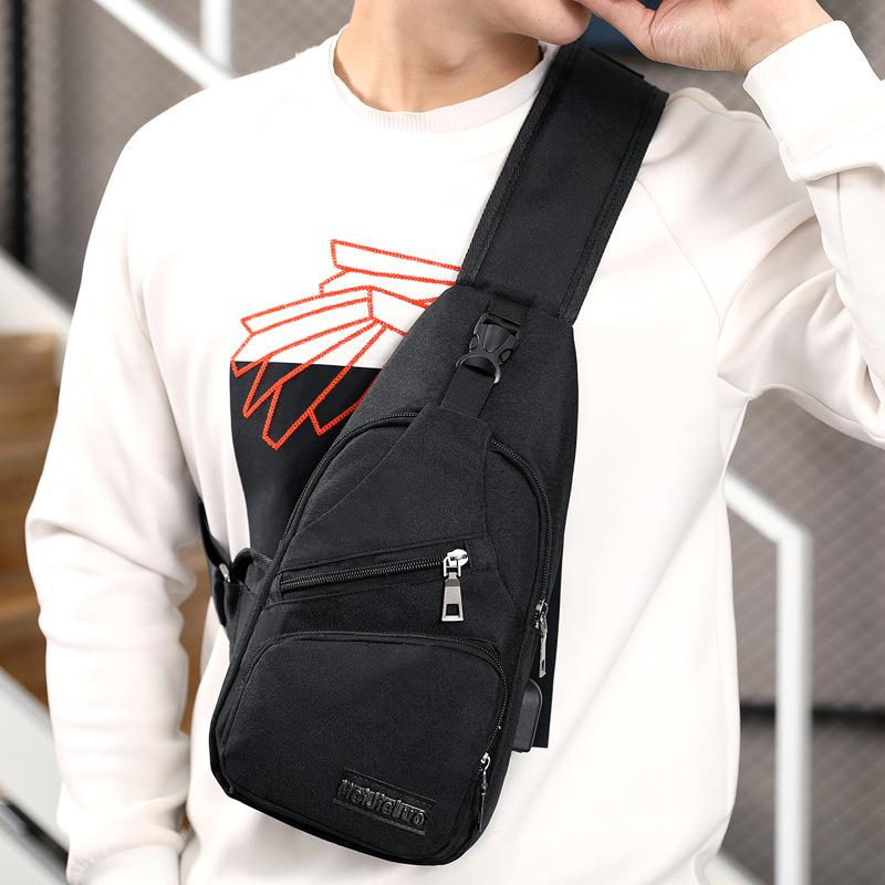 Crossbody Bags - Men Crossbody Shoulder Bags with USB Charging – Buzzy  Trends 5bff1c2287598