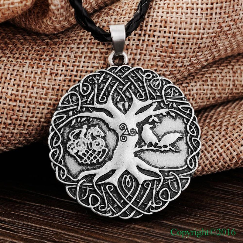 Tree of Life Pendant Necklace - Voodeal