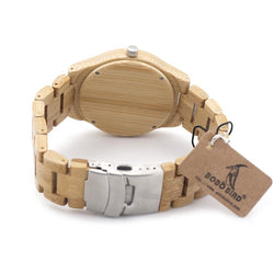 Wooden Watches For Men - Voodeal
