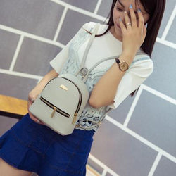 Mini Backpack -  Mini Cute BackPack for Women | Small Backpack - Voodeal