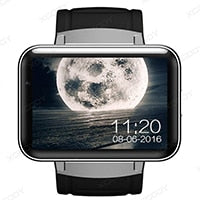 Smart Watch For Android - 2.2 Inch GPS SmartWatch SIM Card Fitness Tracker