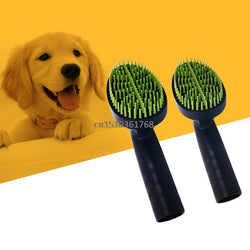 Dog Grooming Brush Attachment For Vacuum Cleaner - Voodeal