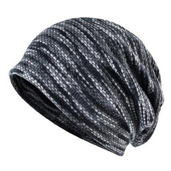 Beanie Hat - Autumn Winter Lengthened Skullies Wool Beanie - Voodeal
