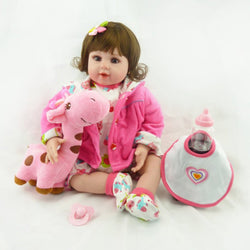Silicone Dolls | Boneca Reborn Baby Dolls That Look Real | Lifelike Baby Dolls