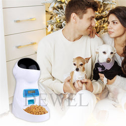 Automatic Cat Feeder With Voice Recording - Voodeal