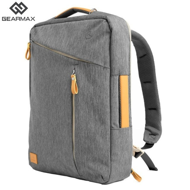 Briefcase Backpack - Convertible Laptop Backpack - Voodeal