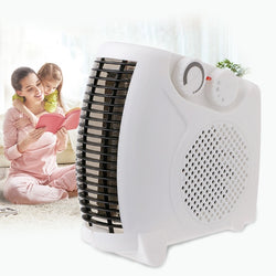 Space Heater - Mini Electric Portable Heater for Home or Office - Voodeal
