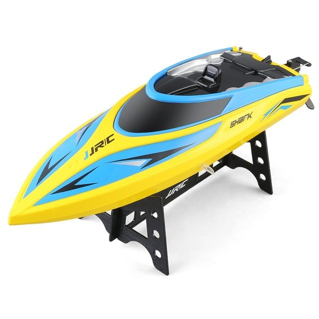 RC Boats - 2.4G Waterproof  180 Degree Flip Remote Control Boat