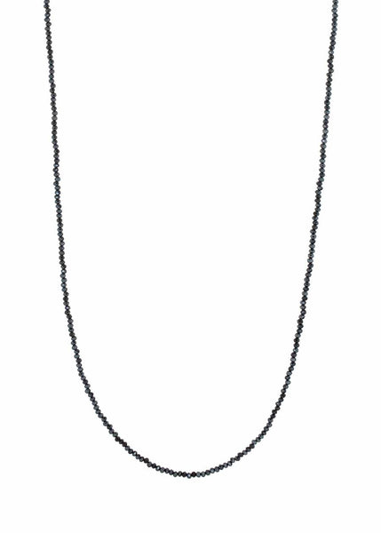 Swarovski crystal long strand necklace, Alone or together with 02511N0058, Can be worn short double