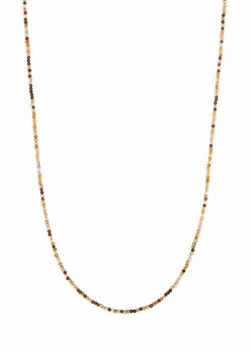 Swarovski crystal long strand necklace, Alone or together with 02534N0058, Can be worn short double
