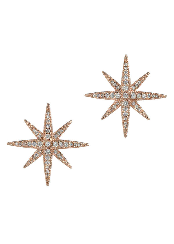 star anthony up six stud earrings lent point mm close