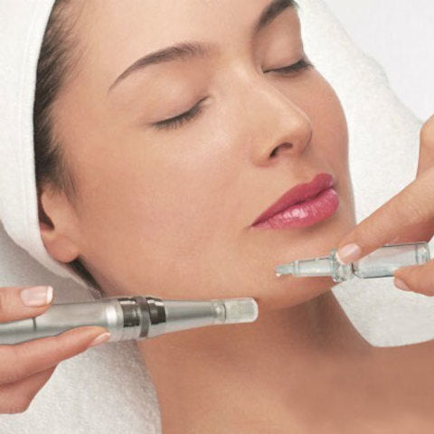 Skin Needling with Infusion
