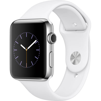 Apple Watch Series 2 Steel | Used Good Condition (B-Grade)
