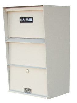 Letter Lockers XL Vertical Wall Mount