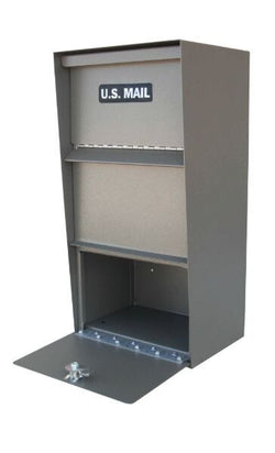 Letter Lockers Vertical Wall Mount