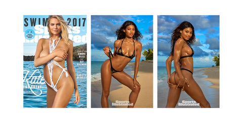 Asherah Swimwear In Sports Illustrated Swimsuit Issue 2017