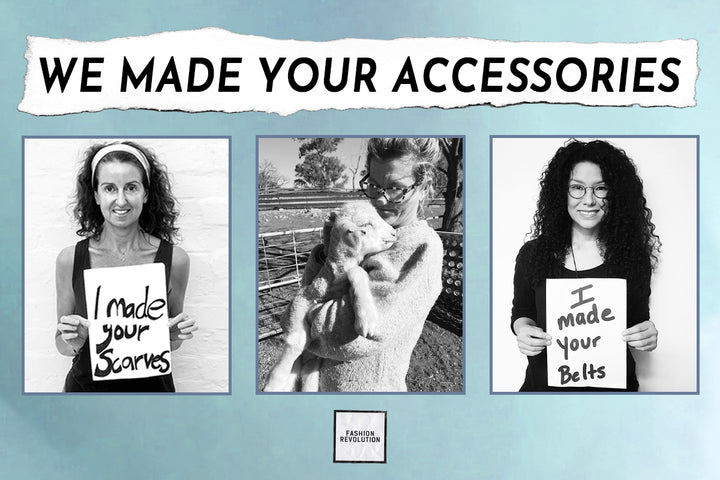 Who made your accessories?