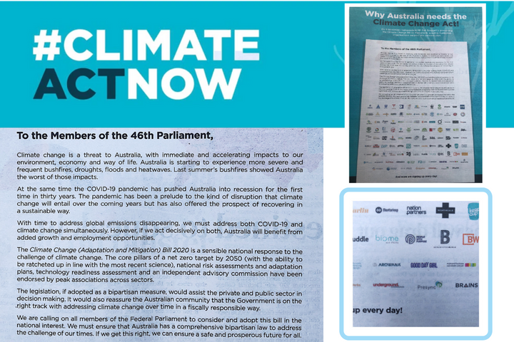 Climate Act Now!