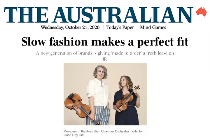 Made to Order - The Australian