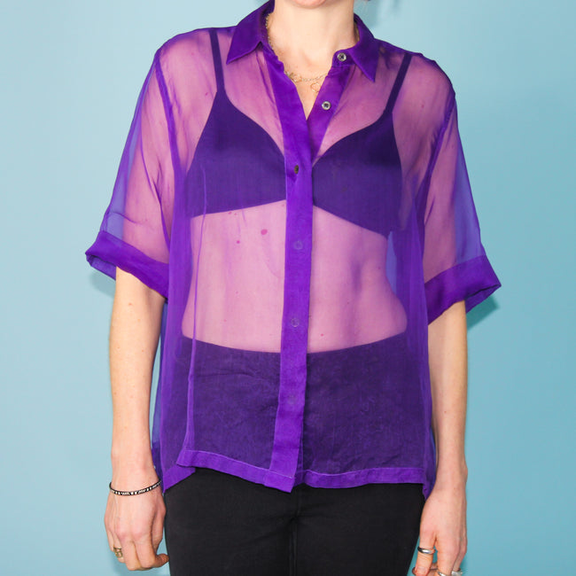 Dries Van Noten Blouse - Size 10-14