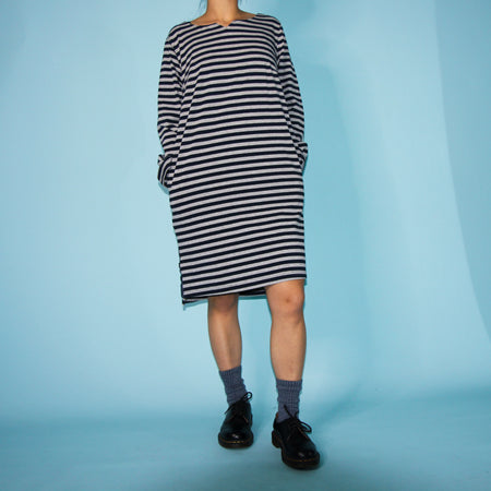 Stripe Dress - Size 10
