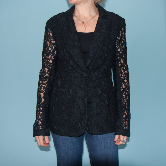 Lace Jacket - Size 10/12