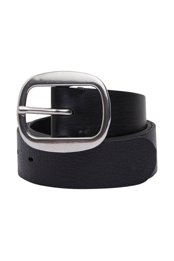 Bermuda Black Belt - Black - Wide